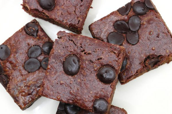 brownies fondant traditionnel